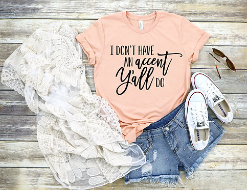 Accent Tee