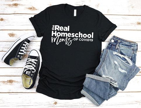 Covid Homeschool Mom