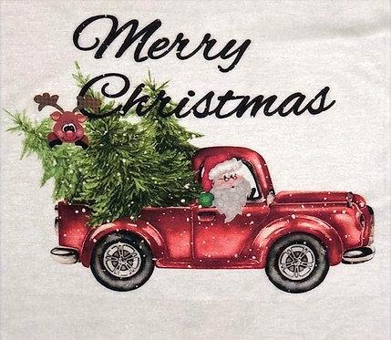 Santa's Red Truck - Child