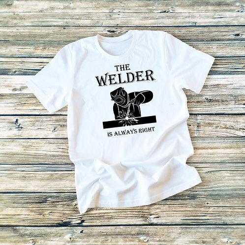 Welder is Right