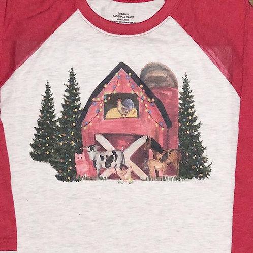 Christmas Barn - Child