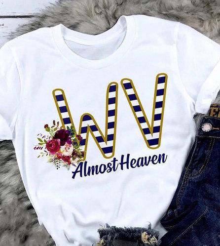 West Virginia Almost Heaven - Adult