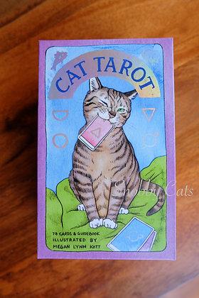 Cat Tarot by Megan Lynn Knott / Brand New!