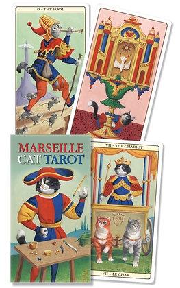 Marseille Cat Tarot Full Deck