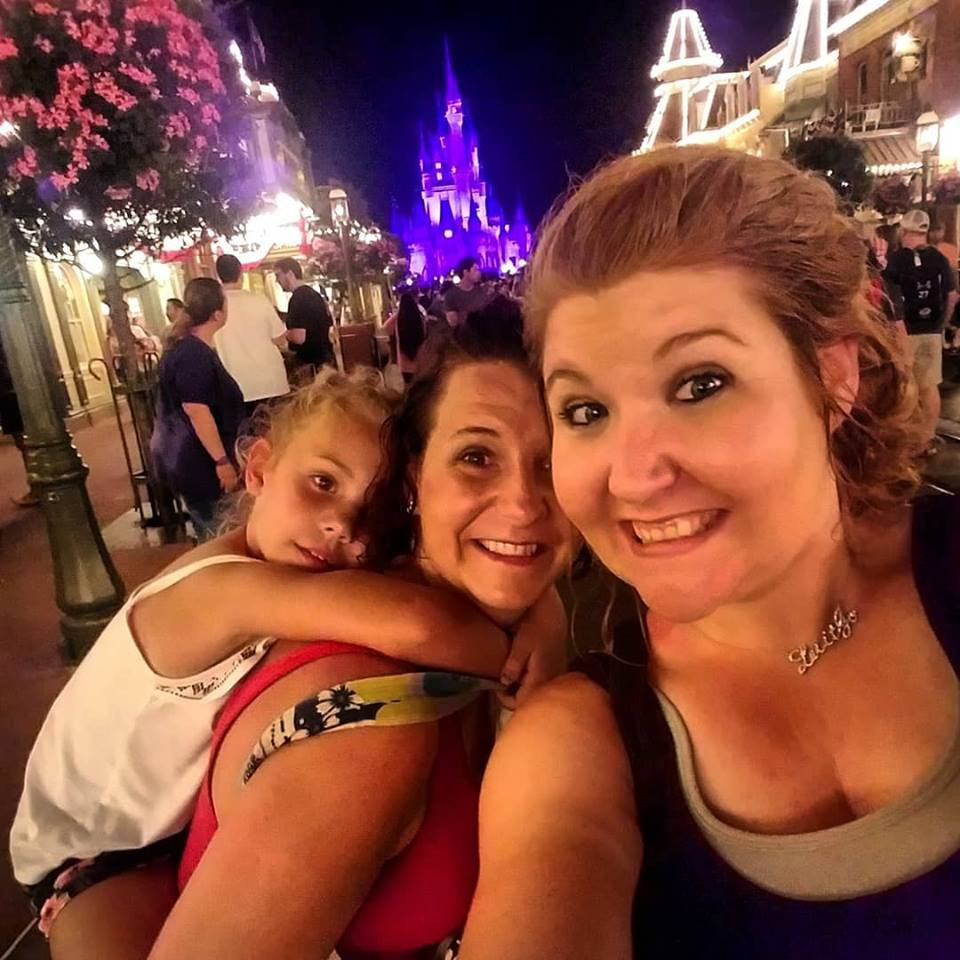 Disney World with the Family