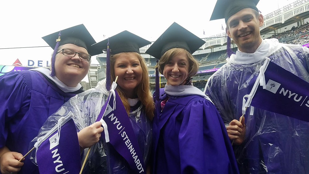 Yankee Stadium Graduation