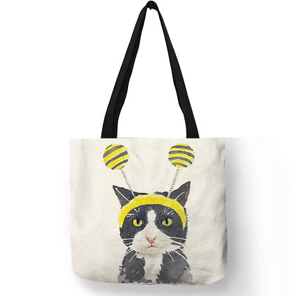 BonBon Cat Tote Bag