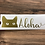 Thumbnail: Aloha Cat Sticker