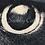 Thumbnail: Black Cat Face Cushion Cover