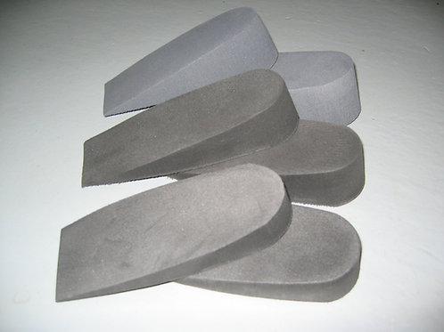 """1 pair of the 1"""", 1 1/2"""", and 2"""" sizes"""