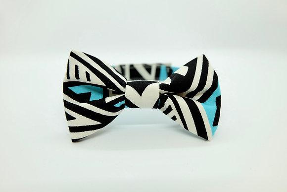 Hawaiian style Cat Bow Tie