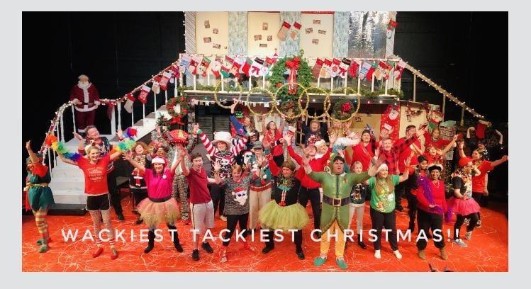Wackiest Tackiest Christmas