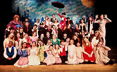 Disney's 101 Dalmatians Kids - photo curtesy of the UAFS Academy of the Arts