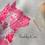 Thumbnail: Pink Cat Cushion Cover