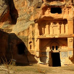 Open Palace (Açıksaray) Ruins