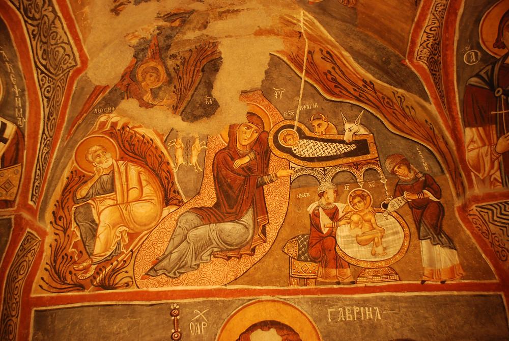 Dark Church - Nativity