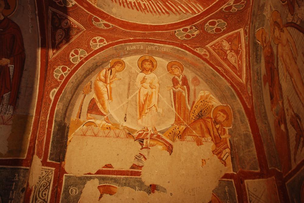 Apple Church - Transfiguration