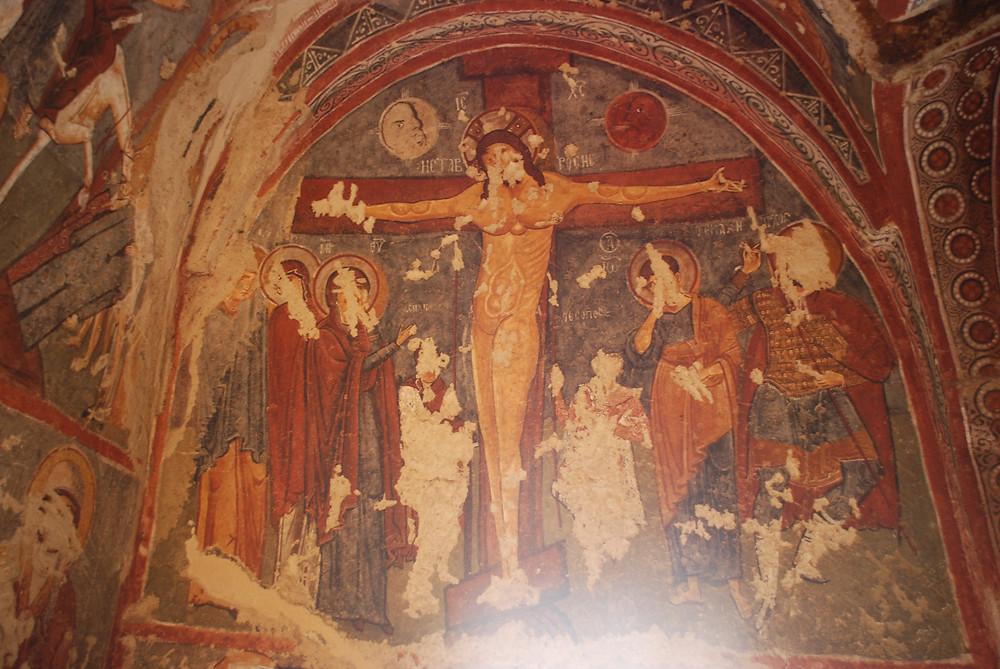 Sandal Church - Crucifixion