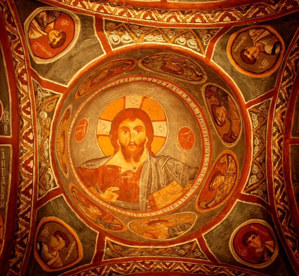 Dark Church - Pantocrator Jesus