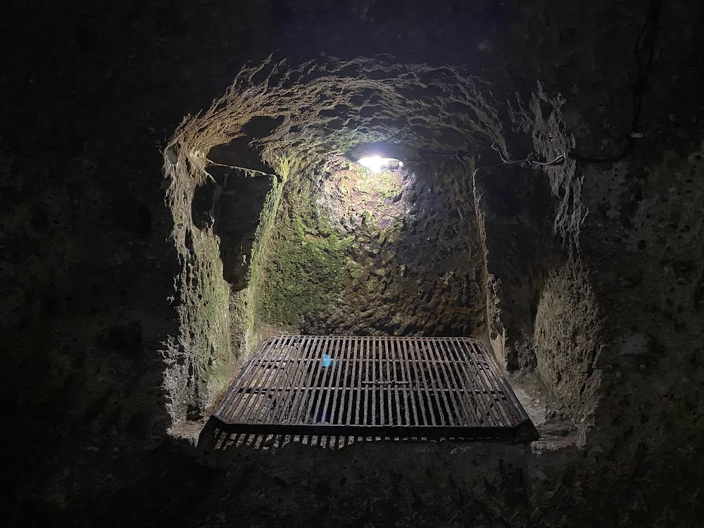 Derinkuyu Underground City - Well