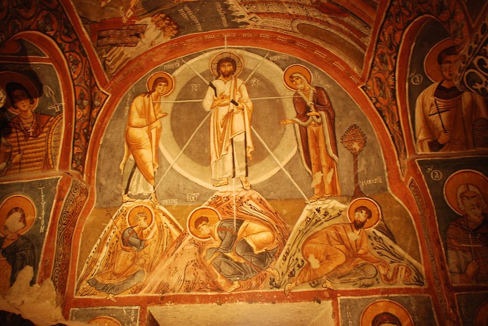Dark Church -  Transfiguration
