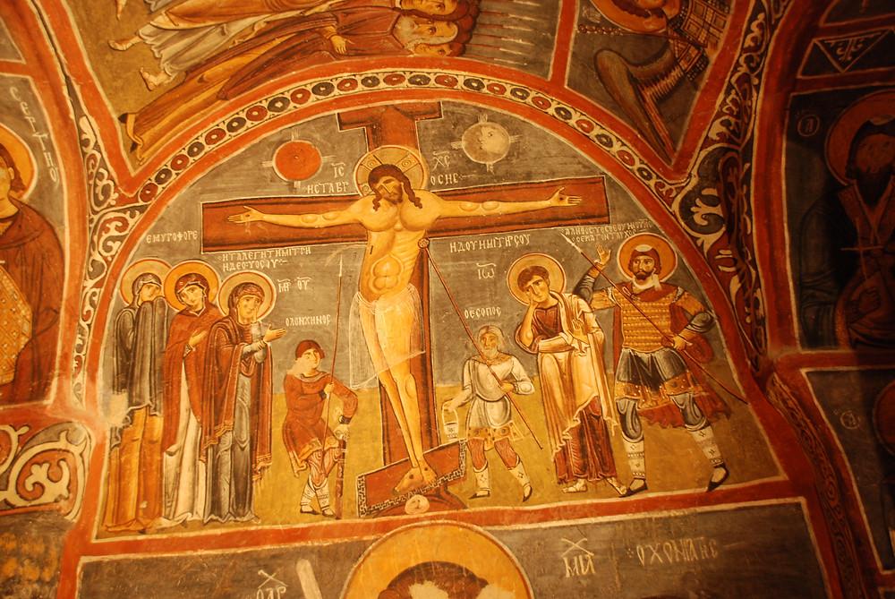 Dark Church -  Crucifixion