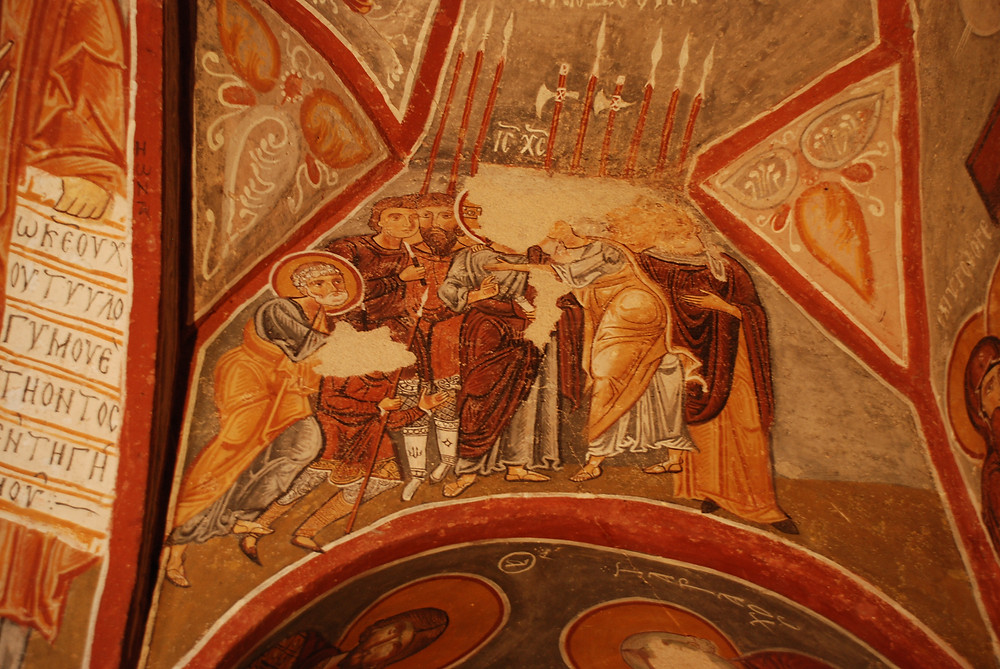 Apple Church - Betrayel by Judas