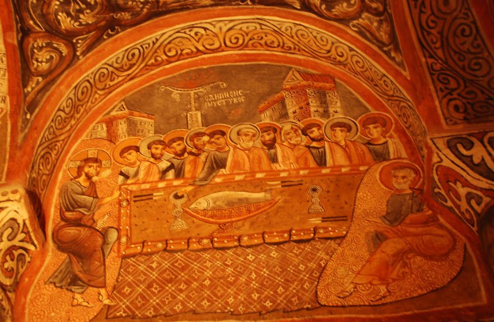 Dark Church - Last Supper