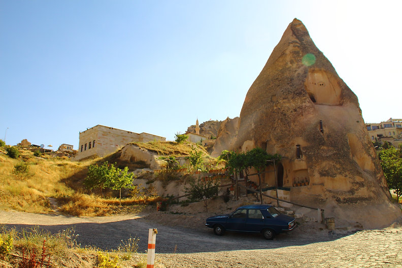 Hot Air Balloon, Cappadocia, Göreme, Fairy Chimneys