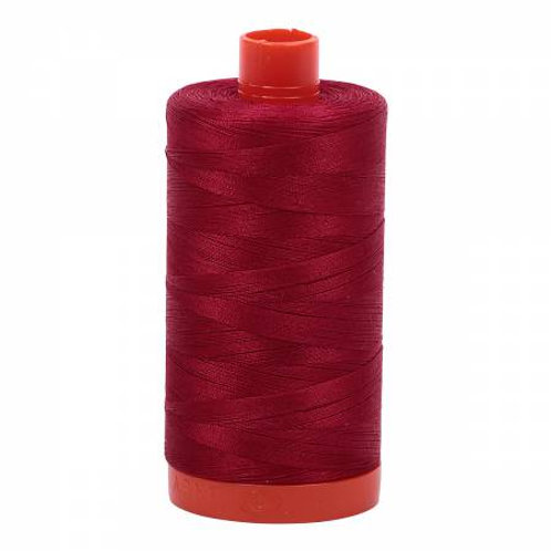 Aurifil 12wt Thread - Red Wine - 2260