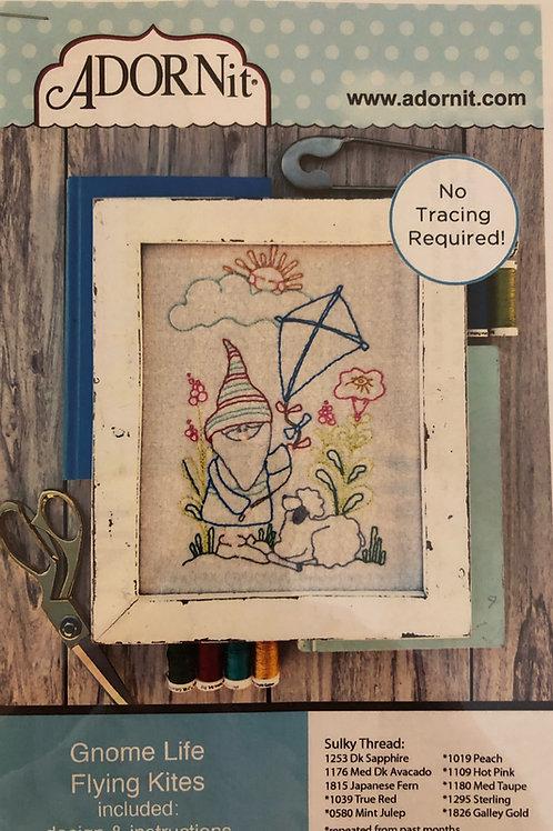 Gnome Life: Flying Kites