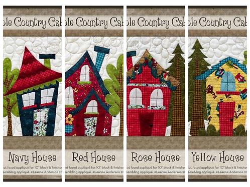 Whole Country Caboodle - 4 House Neighborhood