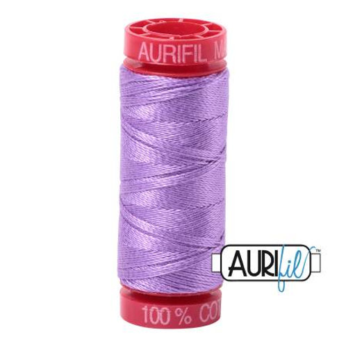 Aurifil 12wt Thread - Violet