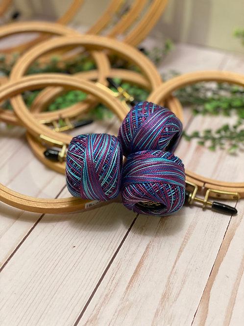 Wonderfil Perle Cotton - #8 - Enchantment 1041