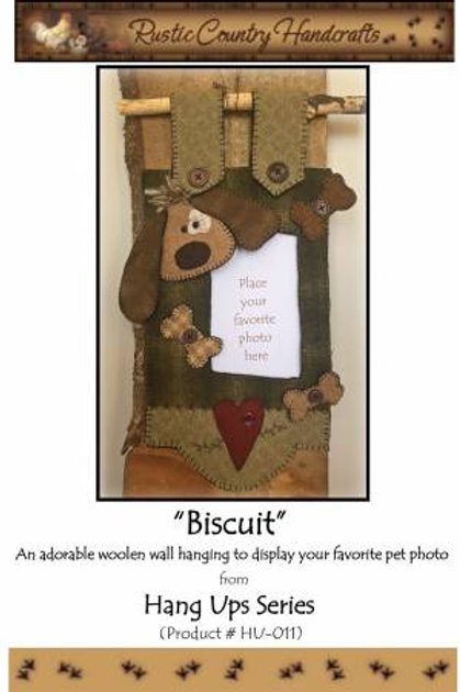 Rustic Country Handcrafts Biscuit