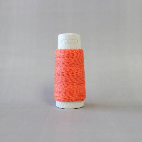 Cosmo Sashiko Thread - Cantaloupe