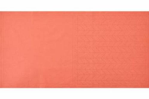 Lecien Pre-Printed Panel - Orange