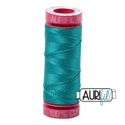 Aurifil 12wt Thread - Jade