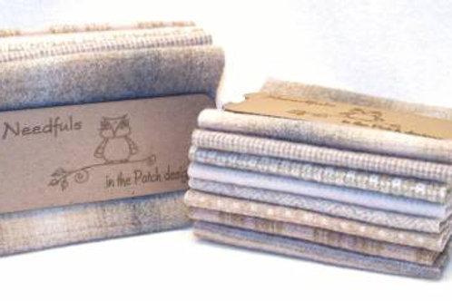 Needfuls Wool Pack - Dirty Snowman