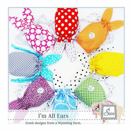 Sewn Wyoming - I'm All Ears - PATTERN