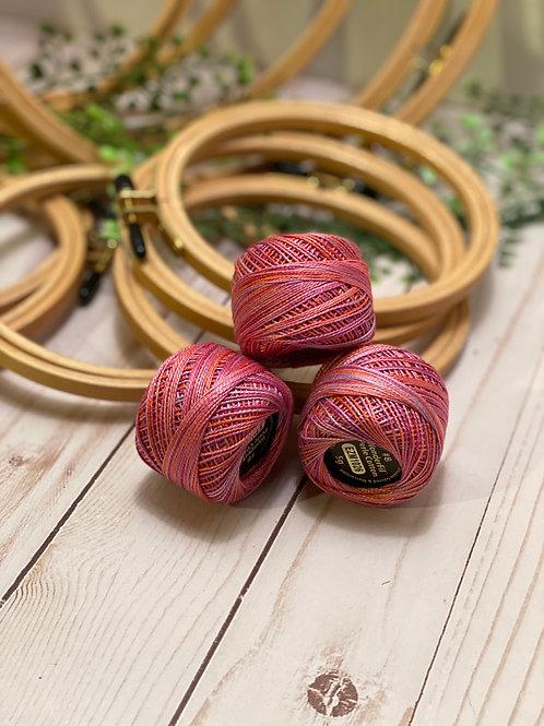 Wonderfil Perle Cotton - #8 - French Macaron 1026