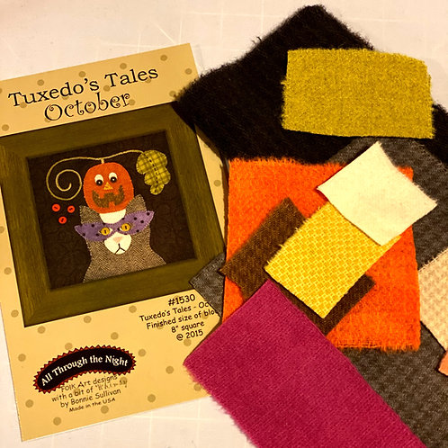 Tuxedo's Tales - October - KIT