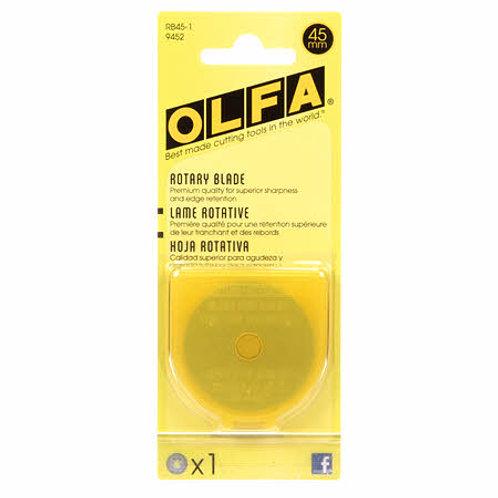 Olfa Rotary Blades 1 Count