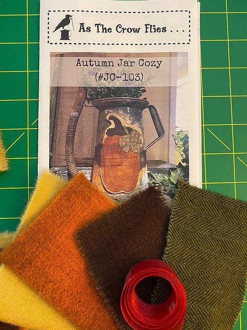 Autumn Jar Cozy Kit