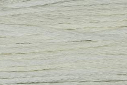 Weeks Dye Works 6 Strand Floss - Whitewash