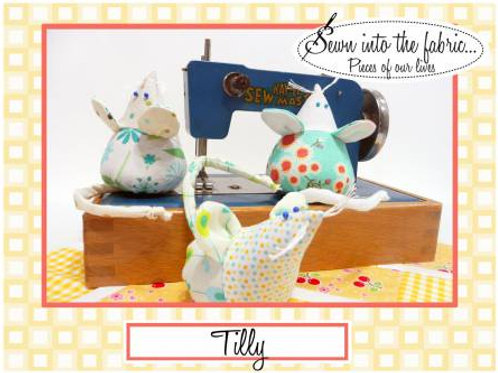 Tilly - Pincushion