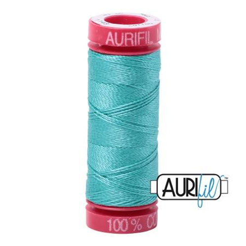 Aurifil 12wt Thread - Light Jade