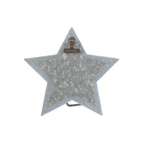 Stacy West Metal Clip Easel - Star