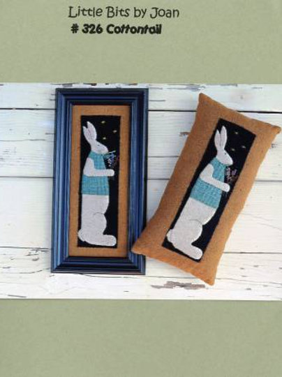 Little Bits by Joan ~ Cottontail