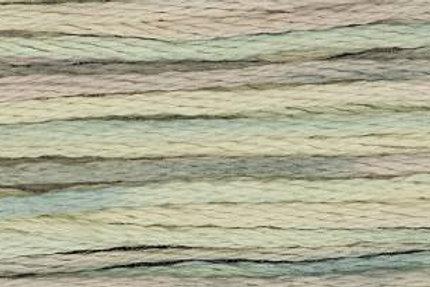 Weeks Dye Works 6 Strand Floss - Clam Shell